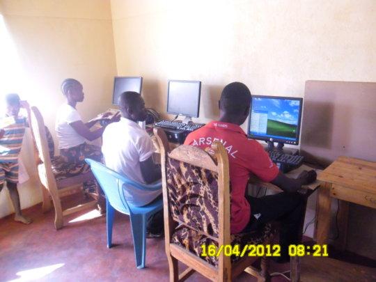 Computer literacy training