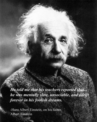 Einstein Inspiration