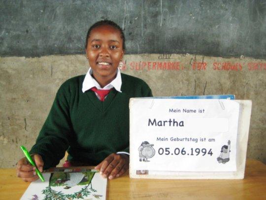 Martha in 2010