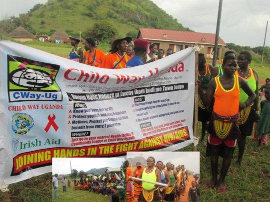 Cervical Cancer Screening for12,000 Karamoja Women