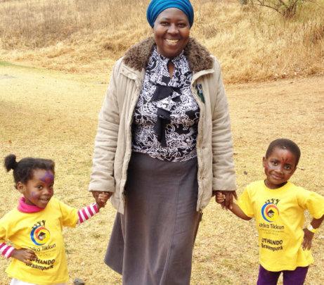 Living Nelson Mandela's Legacy