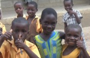 Provide Sanitary Water and a School in Yevi, Ghana