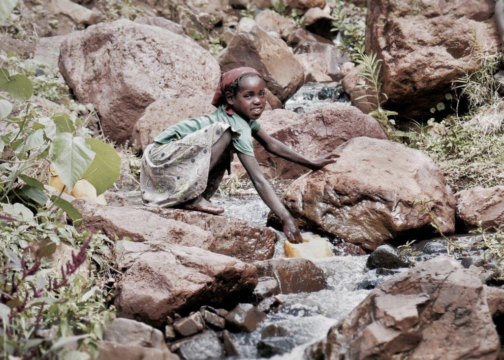 Clean Water Needed to Transform Mela Gagula