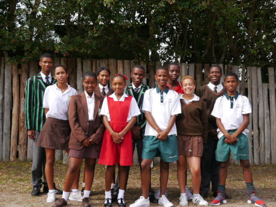 Senior School of Excellence new beneficiaries