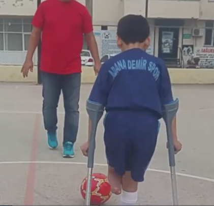 Let's Integrate Disabled Refugees