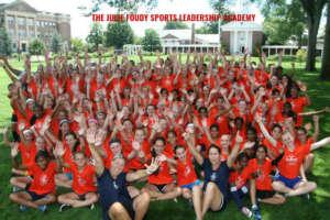 The Julie Foudy Sports Leadership Academy