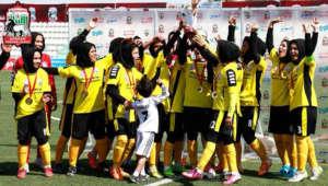 Afghan Soccer Players