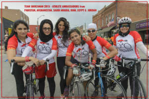 Team Shirzanan 2015 - Athlete Ambassadors