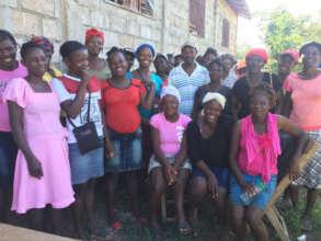 Survivors of Child Slavery Organizing in Tikoma