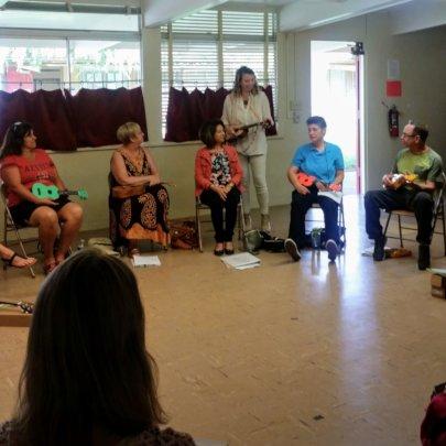 Training SpEd Teachers at Wegeforth