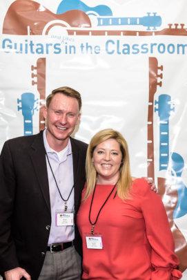 Russ Sperling, SDUSD & Lauren Shelton, CVESD 2019