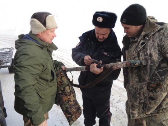 Rangers at patrol (c) SANR