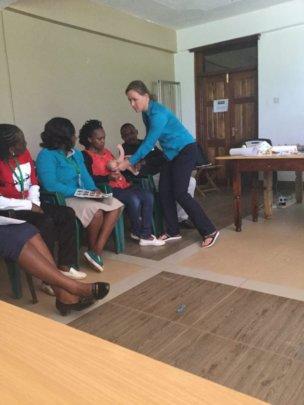 MedTreks nurse training Community Health Workers