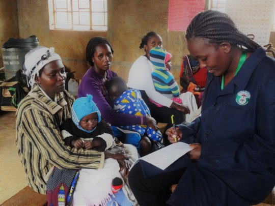 Maternal and Child Health Clinics