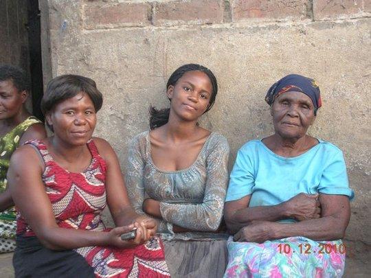 First Graduate in 3 Generations of Malawian Women