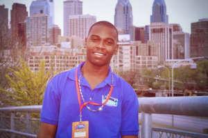 Jadan Johnson wants to help his community