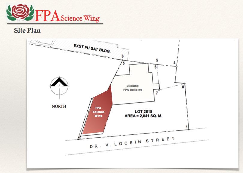 Foundation Preparatory Academy Science Wing