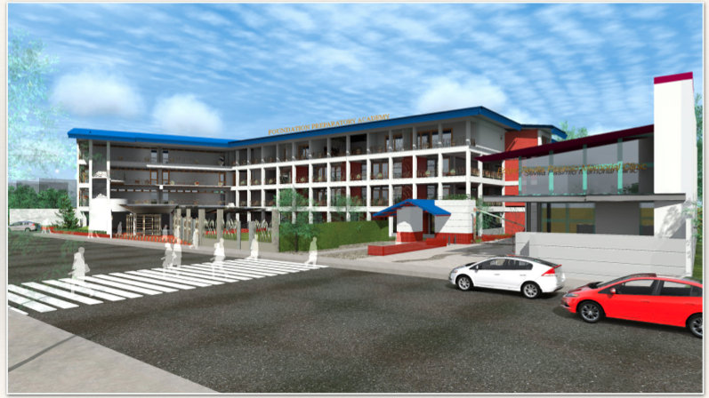 project photo for Foundation Preparatory Academy Science Wing