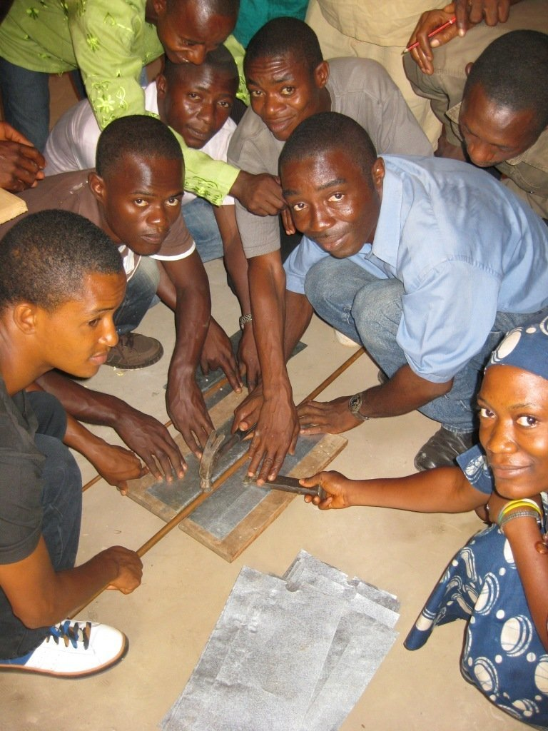 Solar Energy training for 50 university students