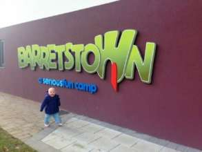 Amanda in Barretstown