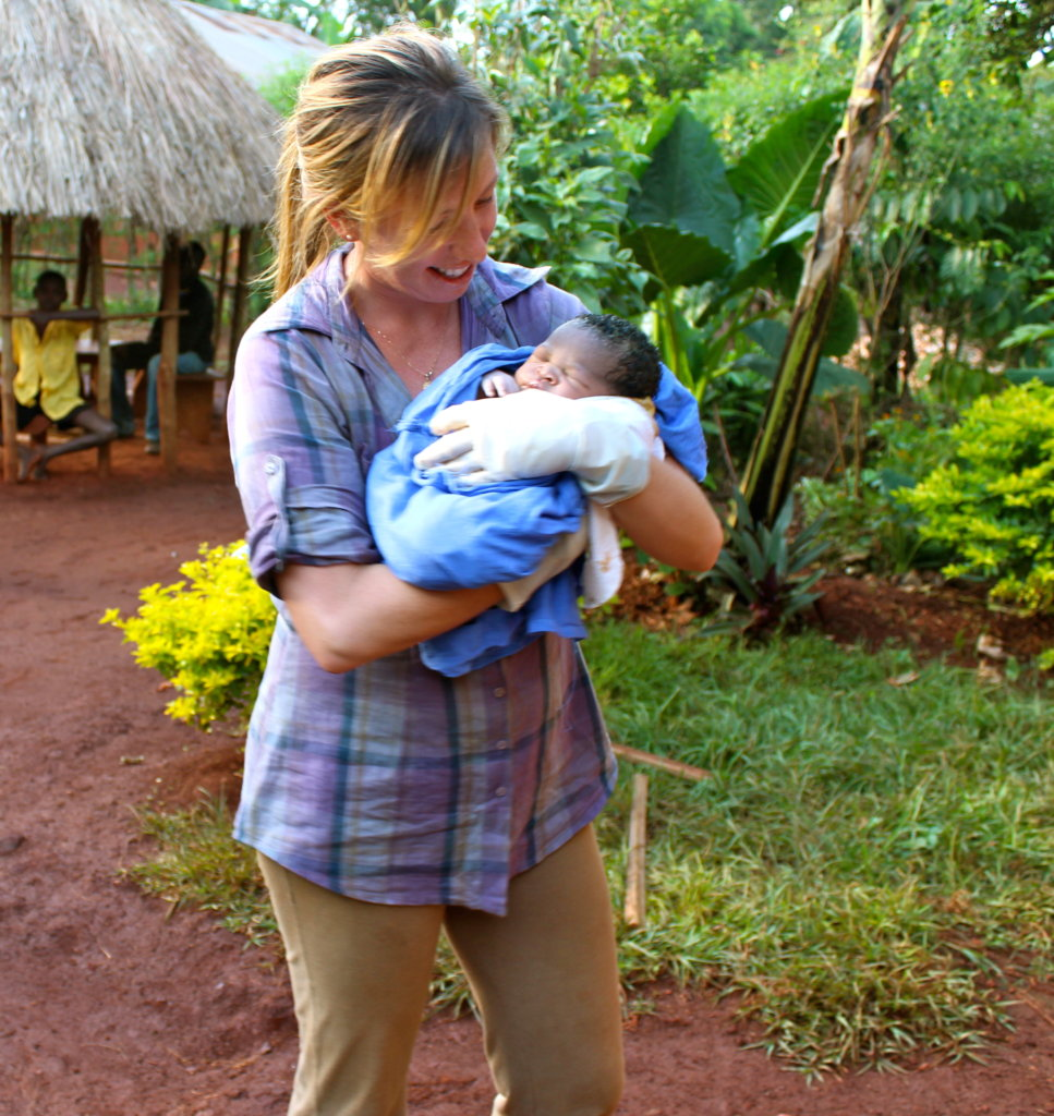 Build a Birthing Center in Uganda for 1,000+ Women