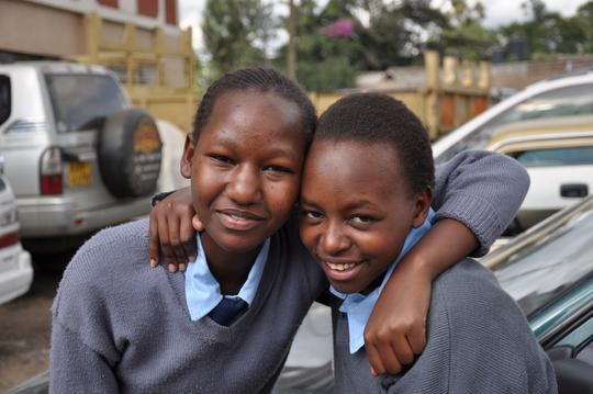 GEF Kenya Scholars