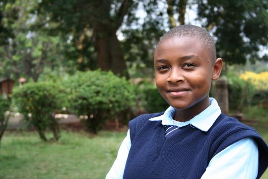 One of our GEF Kenya Scholars