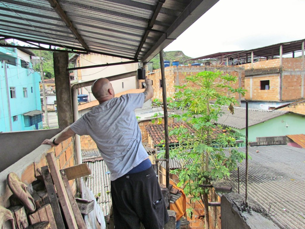 Help 48,000 People in Brazil Combat Mosquitoes