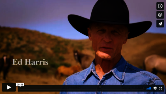 Join Ed Harris and Return to Freedom in the Fight
