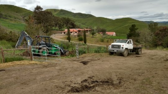 Pasture maintenance