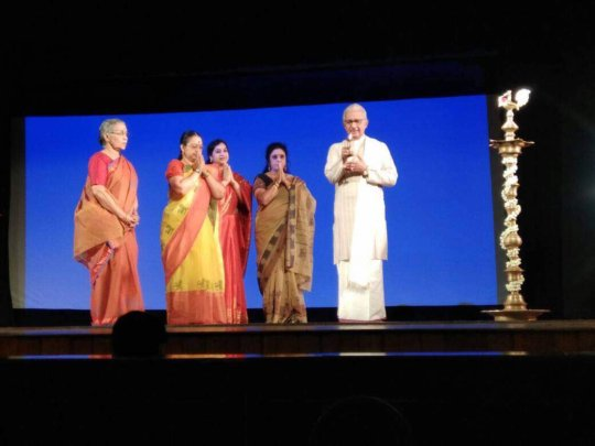 Inauguration- Natya Rasa lahiri on 21/5/17,chennai