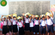 Provide Preschool Class to 10 Kids in Cambodia