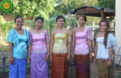 Provide Sewing Training to a Woman in Cambodia
