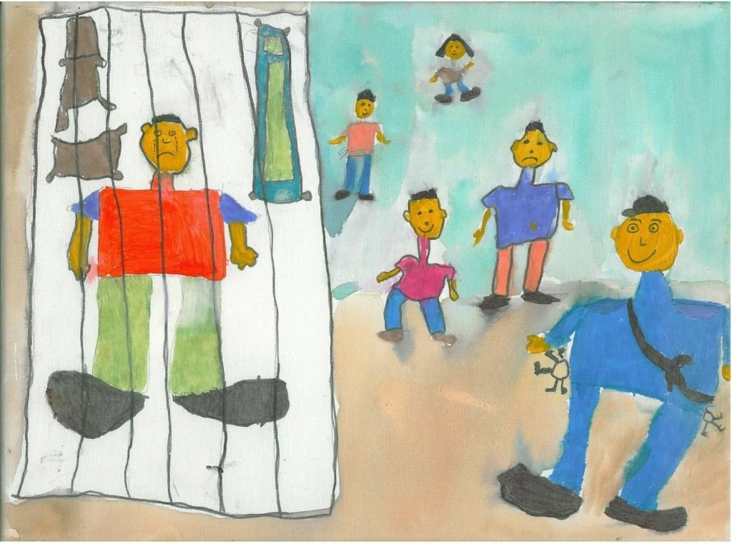 Help 2.1m Children of Prisoners in Europe to Cope