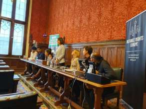 Youth Welfare Officer event in parliament