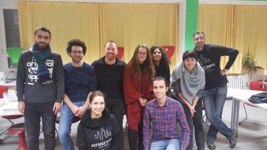 RRDP research team in Berlin