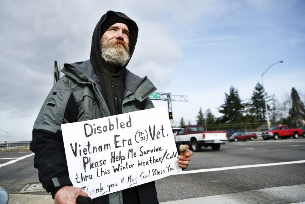 SavingOurVets Survival Packs for Homeless Veterans