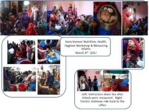 Sano Kunwar Nutrition Health
