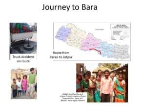 Journey to Bara