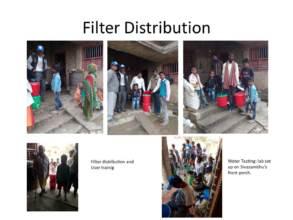 Filter Distribution