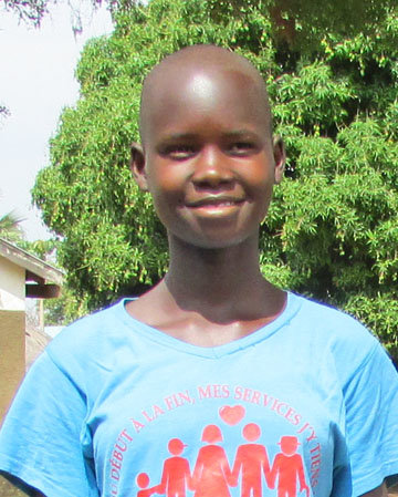Adira, now in 10th grade thanks to you!
