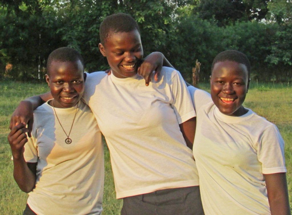 Happy School Girls: You Help Support Scovia at rt