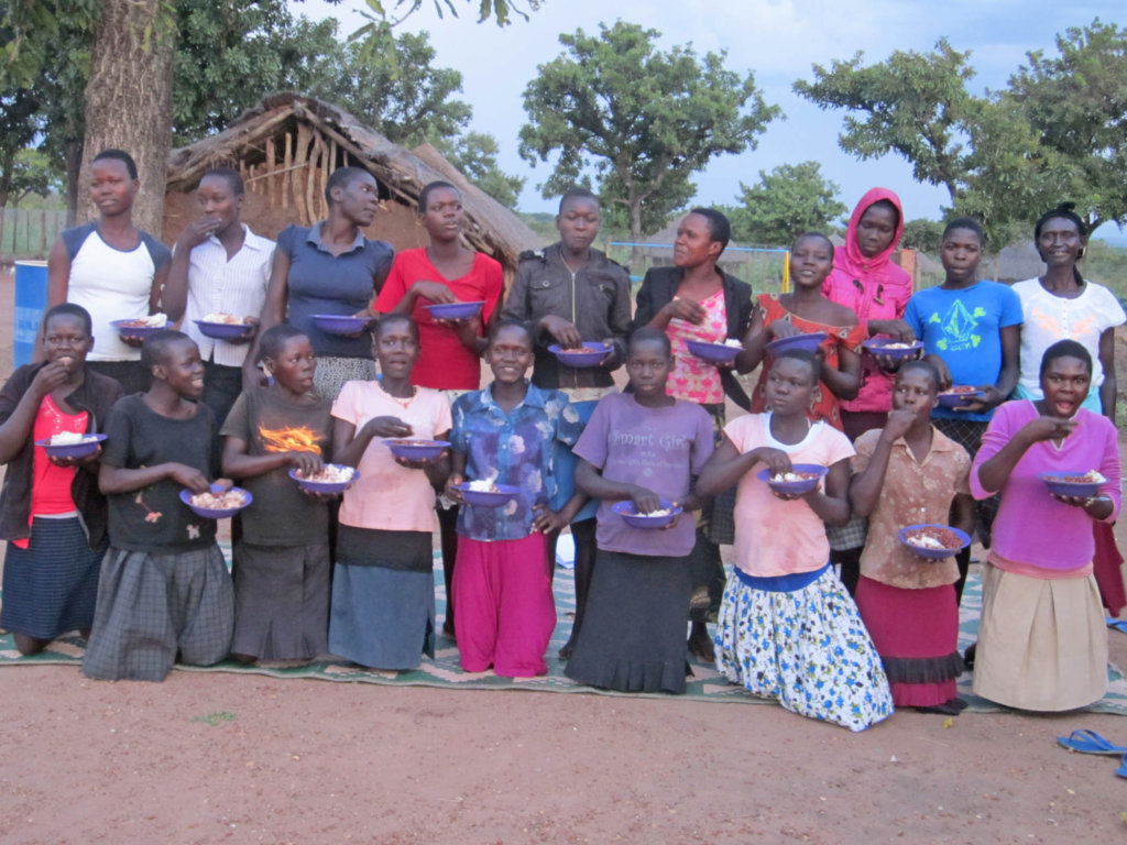 Help Keep 10 Aspiring Ugandan Girls in School