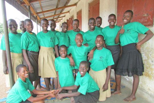 Help Keep 10 Aspiring Ugandan Girls in School