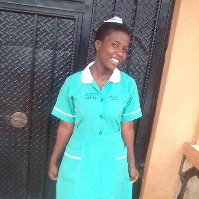 Help Sharon Complete Nursing Course in Uganda