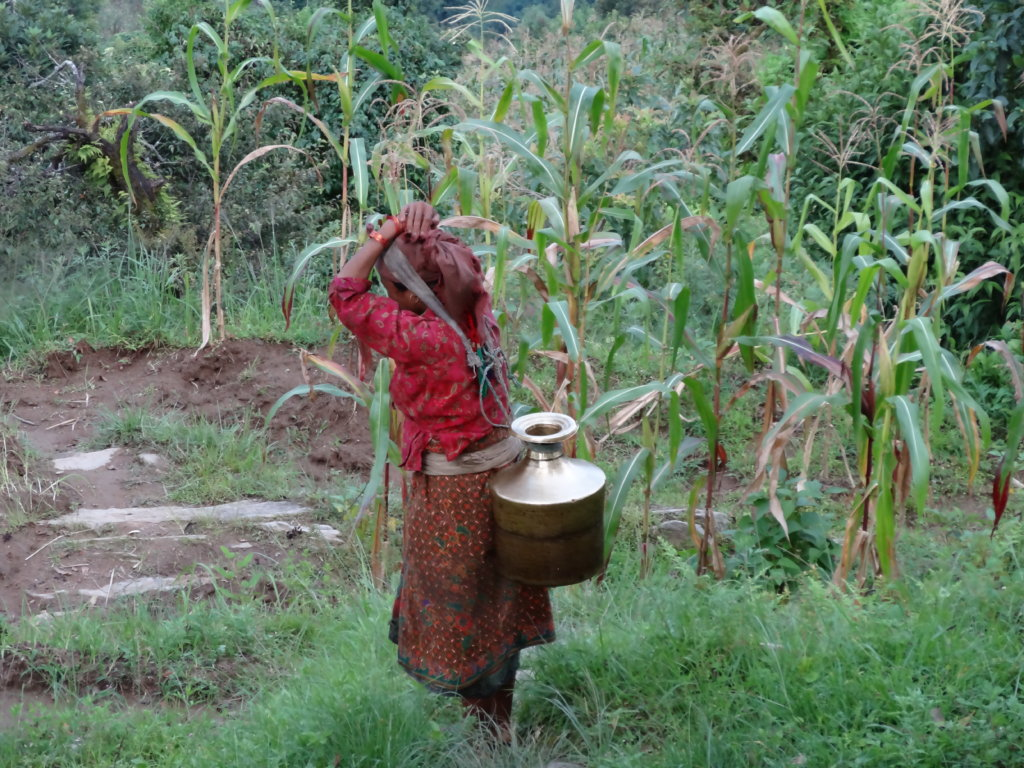 Give 110 Nepalese Families the Gift of Clean Water