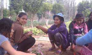Empower 400 young leaders in Permaculture, Bolivia