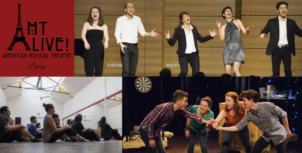 Support Bilingual Musical Theatre in Paris