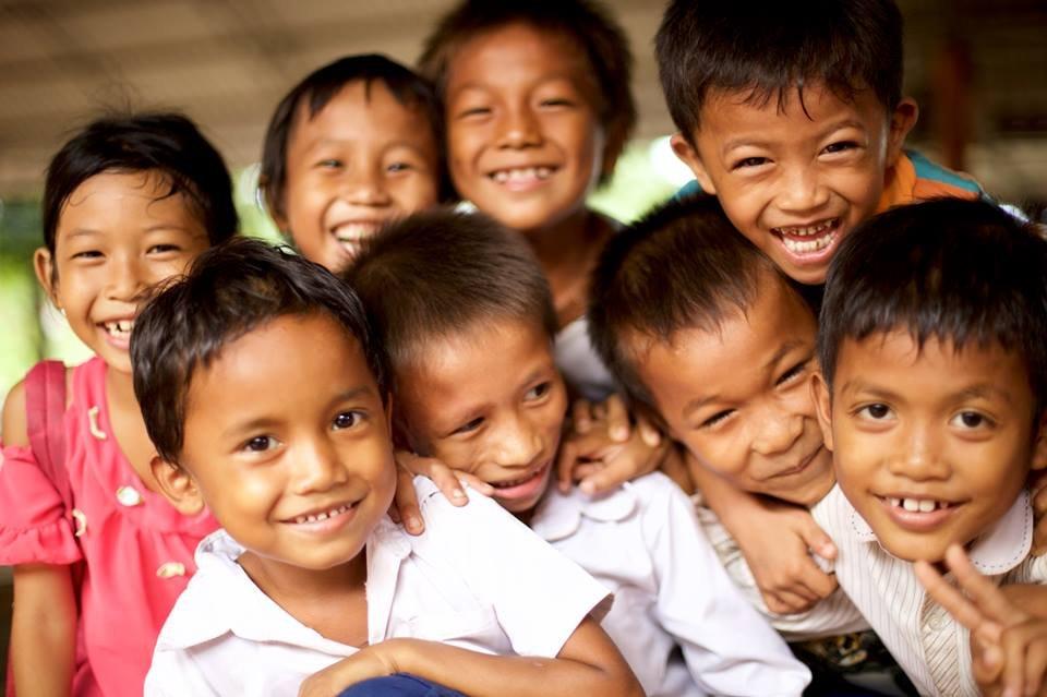 Toys for Cambodian Children