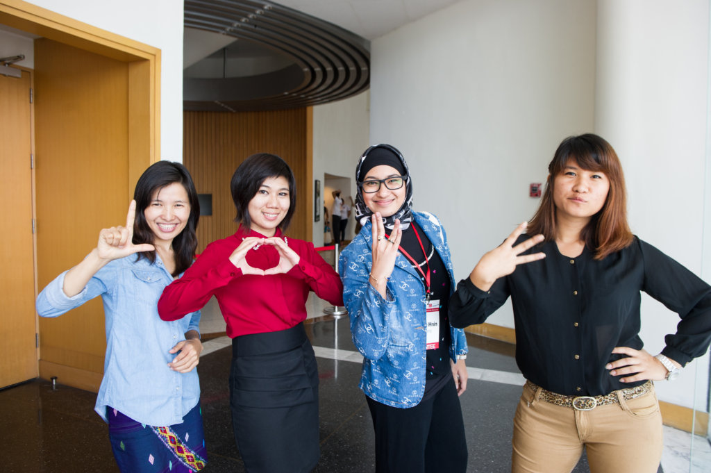 Investing in Women Leading the Change